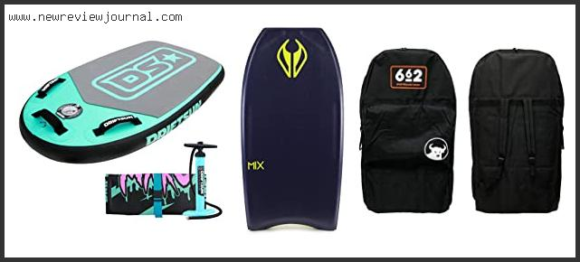 Top Best Boogie Boards & Bodyboards