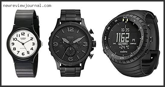 Buying Guide For Best Mens Watches Under 6000 Rupees Based On Scores