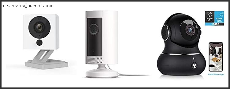 Best Indoor Home Security Camera In 2020
