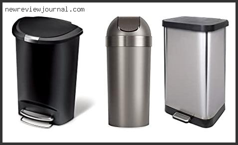 Best Deals On Kitchen Trash Can To Buy