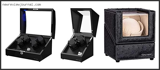 Top Rated Best Watch Winder For Different Brand Of Watch