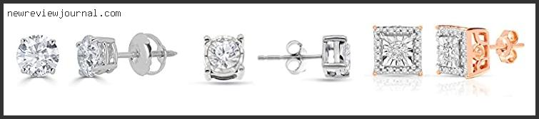 Top 10 Best Color And Clarity For Diamond Stud Earrings Based On Customer Ratings