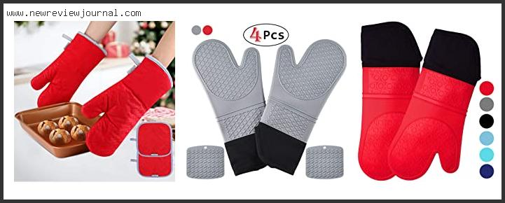 Get Chicken Oven Mitt With Fingers