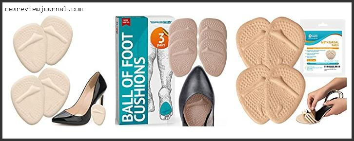 Top 10 Best Shoe Inserts For Sesamoiditis – Available On Market