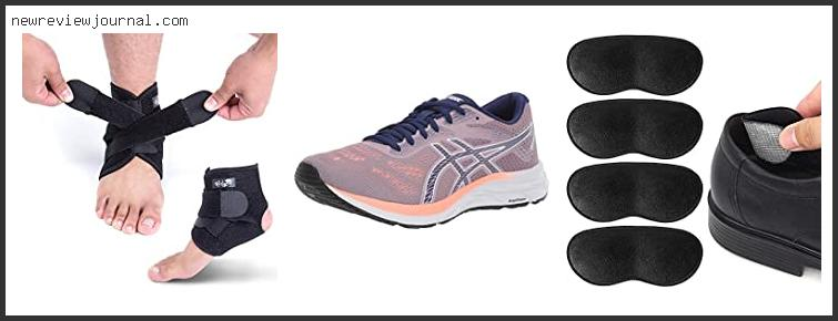 Best Sneakers For Ankle Pain