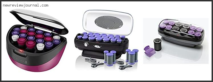 Best Heated Rollers For Fine Thin Hair