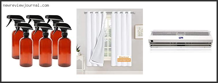 Deals For Best Residential Air Curtain Reviews For You