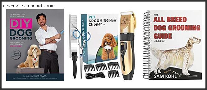Best Clippers To Cut Poodle Hair