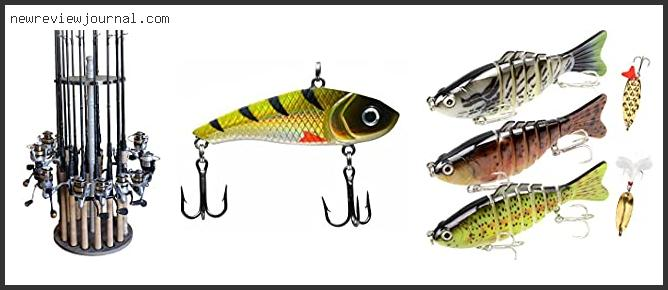 Best Ice Fishing Lures For Lake Of The Woods