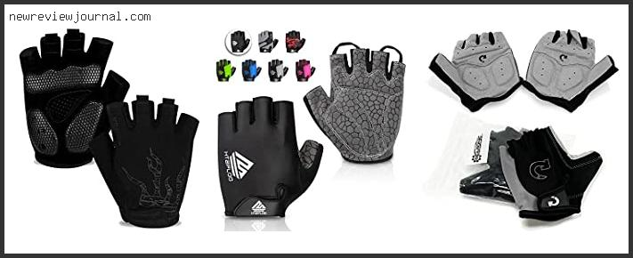 Best Padded Cycling Gloves Review