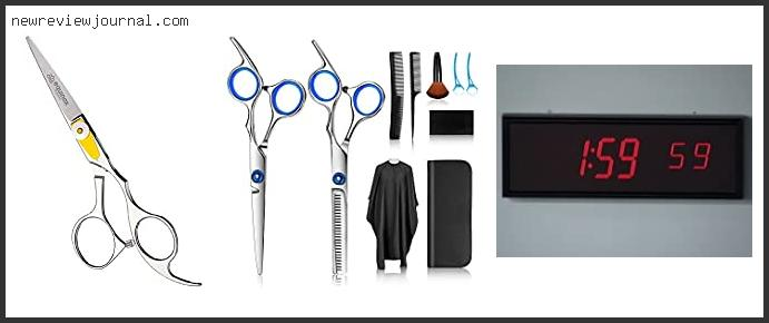 Best Shears For Cutting Dry Hair
