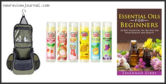 Buying Guide For Best Essential Oils For Chapstick – Available On Market