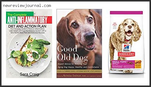 Best Diet For Dogs With Arthritis