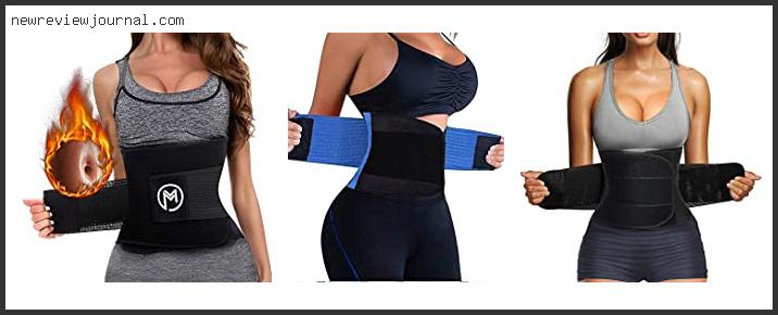 Top Rated Best Waist Trainer For Working Out To Buy Online