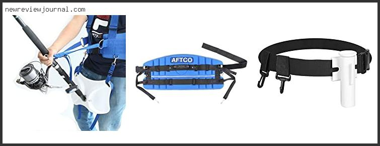 Best Fighting Belt And Harness