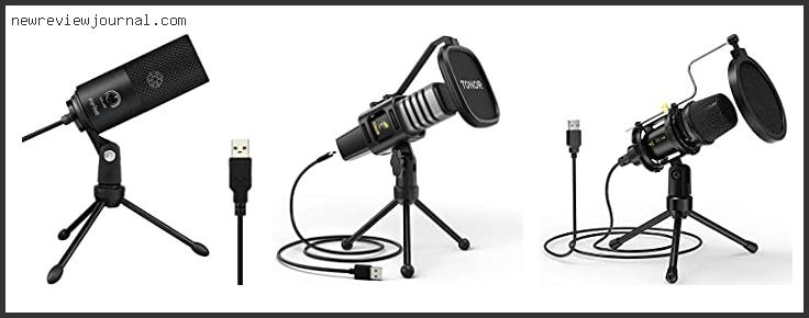 Best Voice Over Microphone For Laptop