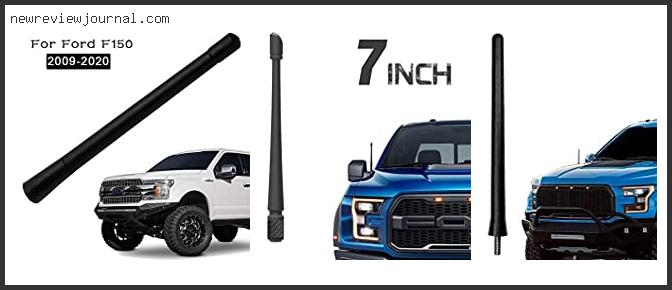 Ford F 150 Antenna Replacement Buying Guide