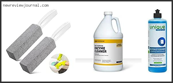 Toilet Cleaner For Urine Stains