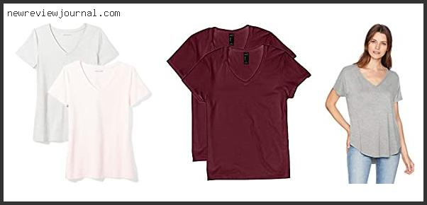10 Best Super Soft T Shirts Women's To Buy In 2020