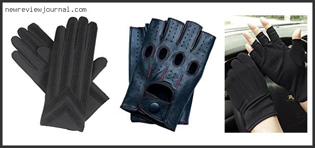 User Scores On Best Driving Glove