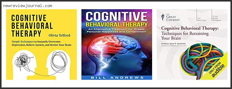 Buying Guide For Best Cognitive Behavioral Therapy Audiobook Based On User Rating