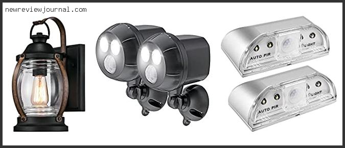 Guide For Home Depot Motion Detector Lights Based On Customer Ratings