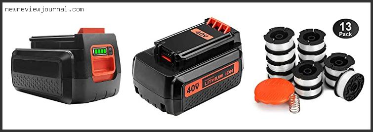 Top 10 Black And Decker Lst136 Free Battery With Expert Recommendation