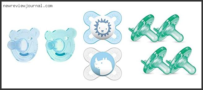 Top 10 Best Binky For Breastfed Babies Reviews With Products List