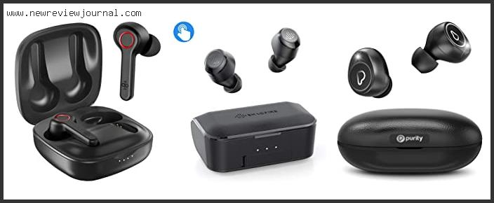 10 Best Noise Cancelling Bluetooth Earbuds