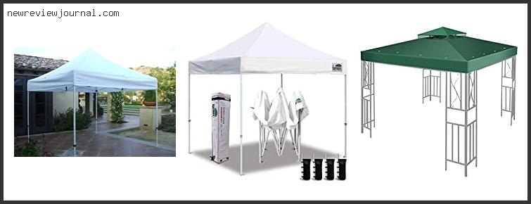 Quik Shade Replacement Canopy Top 10x10