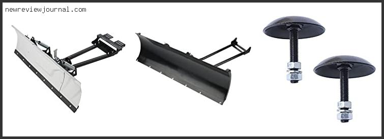 Deals For Best Snow Plow For Polaris Ranger Based On Customer Ratings