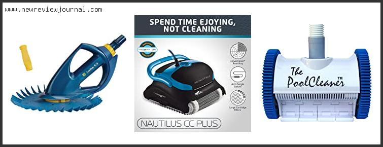 10 Best Robotic Pool Cleaner For Vinyl Pools