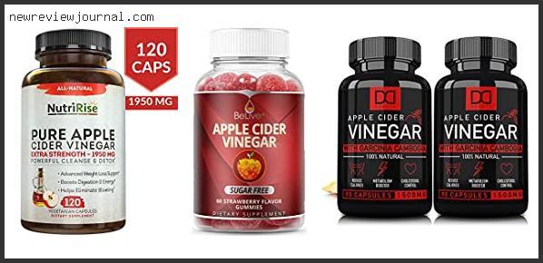 10 Best Pure Garcinia And Apple Cider Vinegar Reviews With Scores