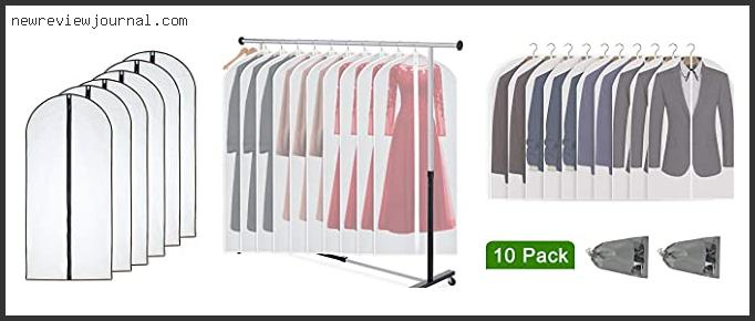 Buying Guide For Best Garment Bags For Moth Protection – To Buy Online