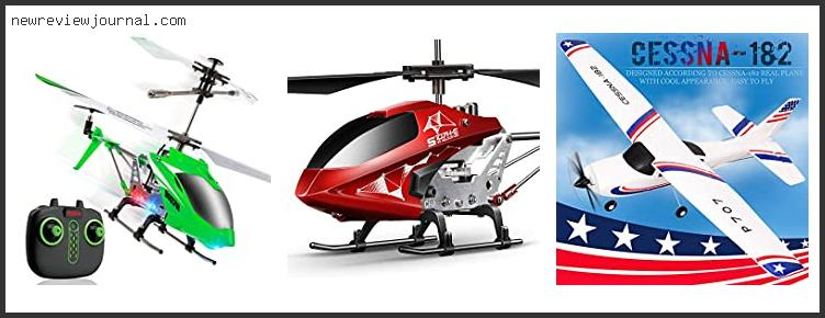 Deals For Best Radio Control Helicopter For Beginners Based On Scores