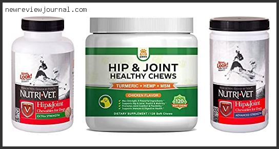 Guide For Nutri Vet Hip And Joint Reviews With Scores