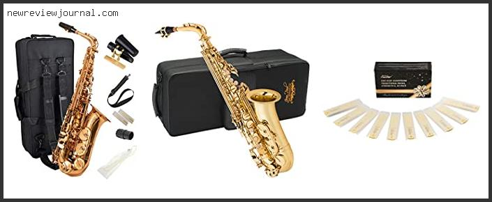 Deals For Best Alto Saxophone For High School Reviews With Products List