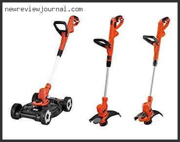 Guide For Black And Decker Weed Eater Attachments In [2021]