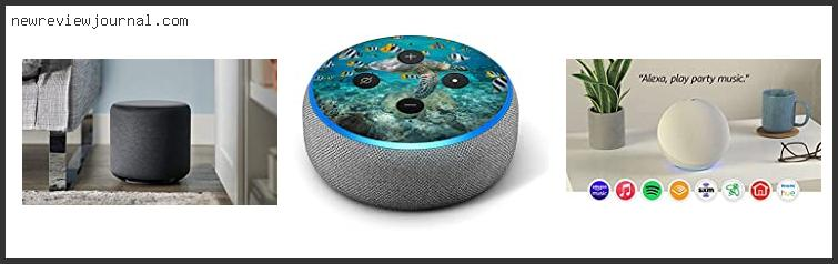 Deals For Best Speakers For Alexa Echo Dot – Available On Market