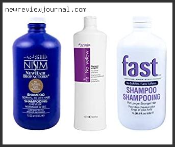 Best #10 – Nisim Fast Shampoo Reviews – Available On Market