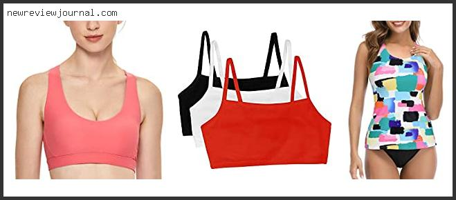 Best Deals For Sports Bra Like Bikini Top – Available On Market