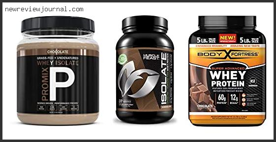 Best Integrated Supplements Whey Isolate Protein Review With Scores