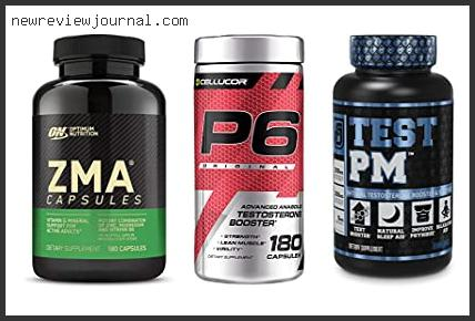 Best #10 – Cellucor Zma Reviews With Scores