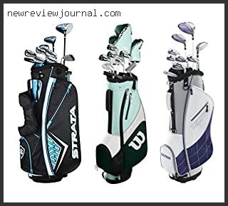 Top 10 Good Golf Clubs For Beginners Based On User Rating