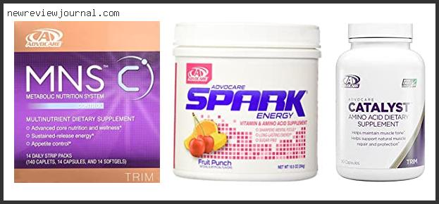 Top 10 Catalyst Advocare Reviews Based On User Rating
