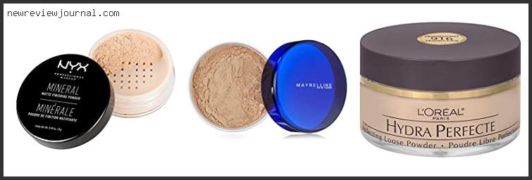 10 Best Maybelline Shine Free Loose Powder Review With Expert Recommendation