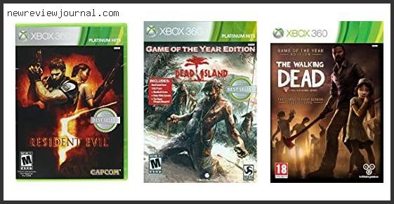 Buying Guide For Xbox 360 Zombie Survival Games With Buying Guide