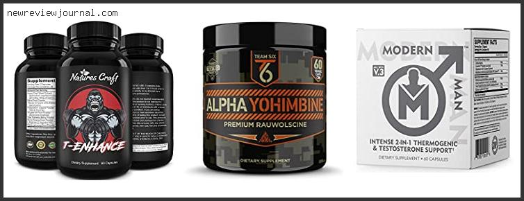 Top Best Gnc Yohimbe 451 Reviews With Expert Recommendation