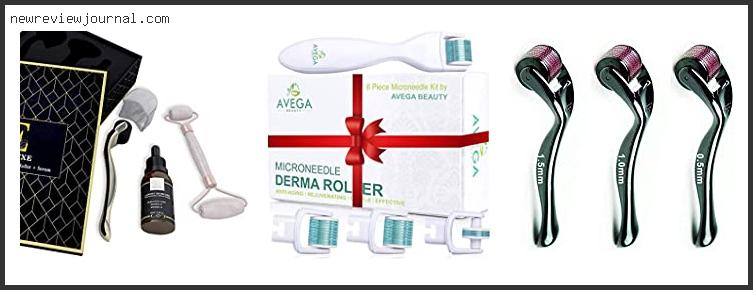 Top 10 Derma Roller Review For Stretch Marks – Available On Market