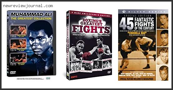 Deals For Best Boxing Fights Dvd – Available On Market